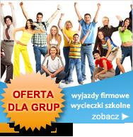wycieczki szkolne, oferta dla grup, wynajem autokarów Wrocław